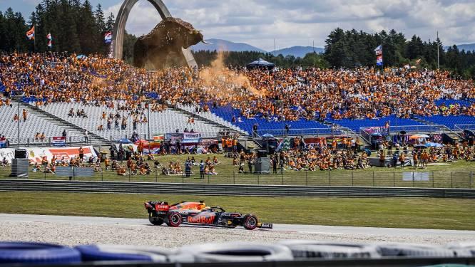 Derde pole op rij: Max Verstappen maakt Oranje-legioen gek met snelste chrono in Oostenrijk
