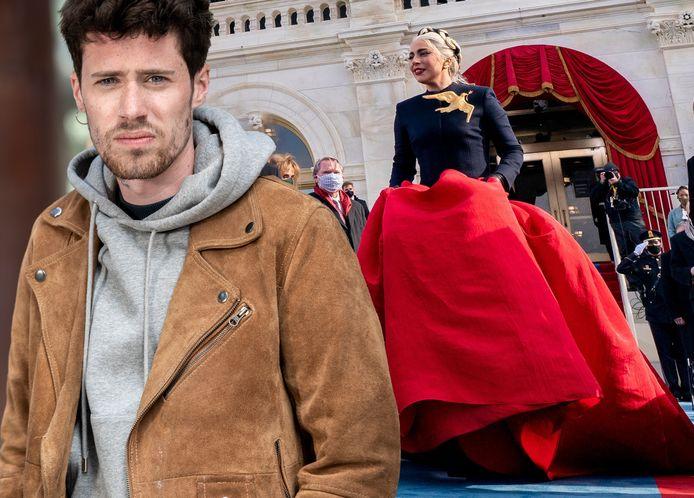 Tom Eerebout uit Bredene is de vaste stylist voor Lady Gaga.