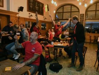 FOTOREPO Café Sport juicht Rode Duivels naar groepswinst na felbevochten zege tegen Finland