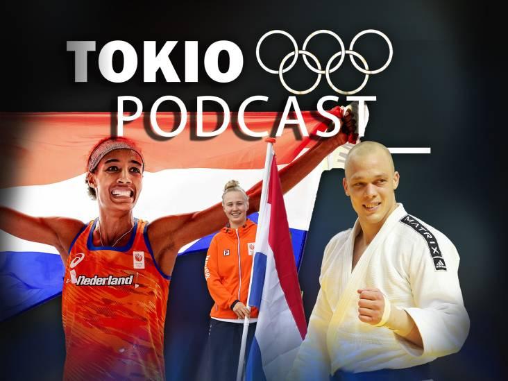 Podcast Ti-Ta-Tokio | 'De winnaar van de 100 meter wordt in de supermarkt niet herkend'