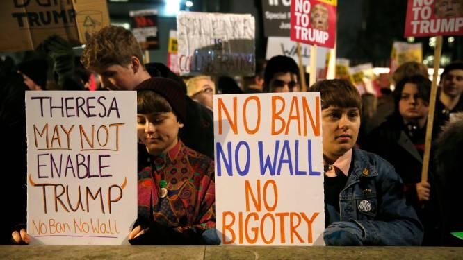 Meerdere VS-diplomaten bekritiseren openlijk controversieel inreisverbod Trump