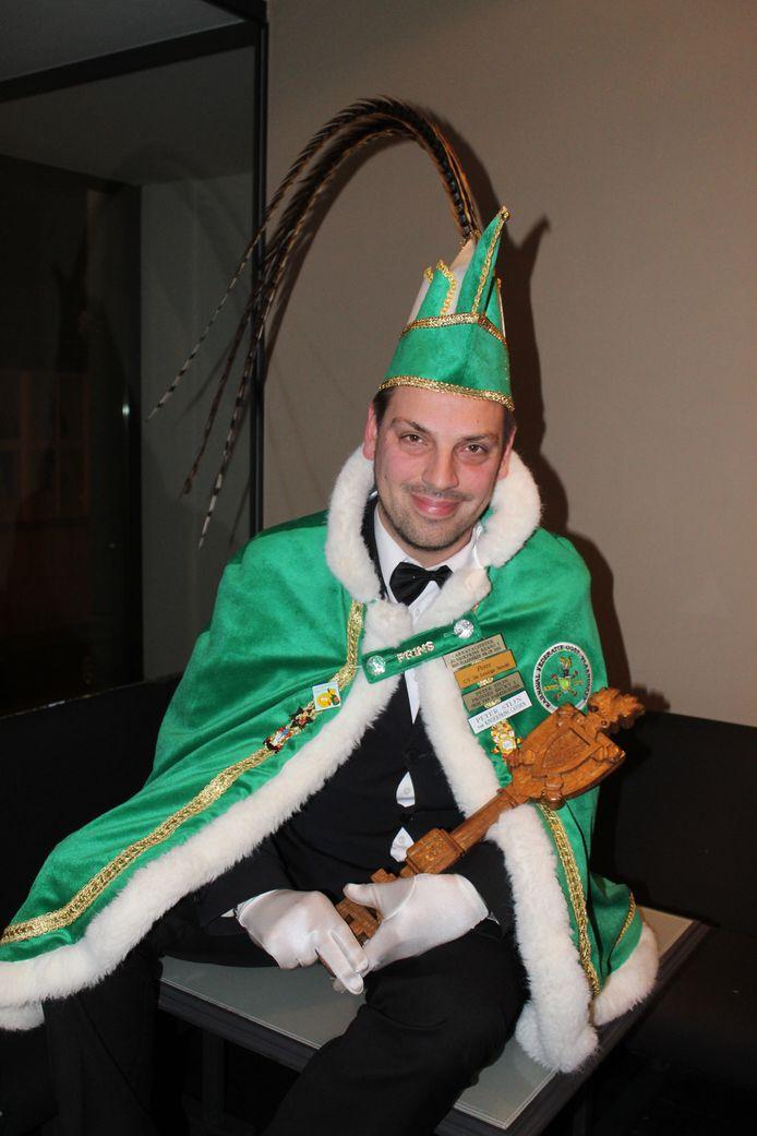 Stijn De Baets, Prins Carnaval Oost-Vlaanderen.