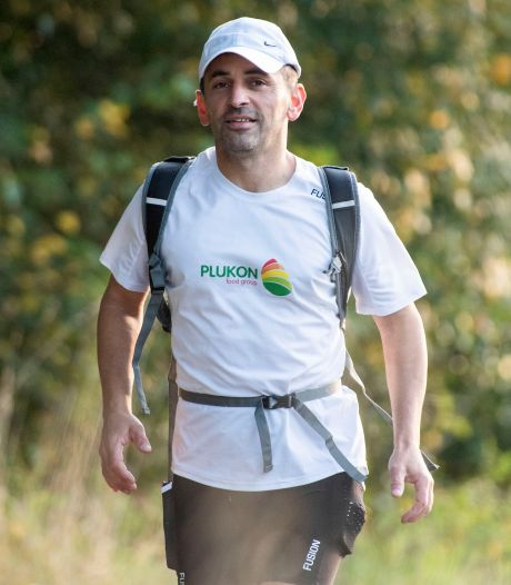 Ultraloper Shant Kajo uit Almelo overtreft zichzelf: in één keer ruim 180 kilometer hardlopen