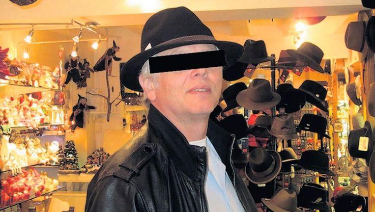 Woensdag staat Ger van der V. (61), voormalig waarnemend penningmeester van Leefbaar Amsterdam, voor de rechter. Beeld -
