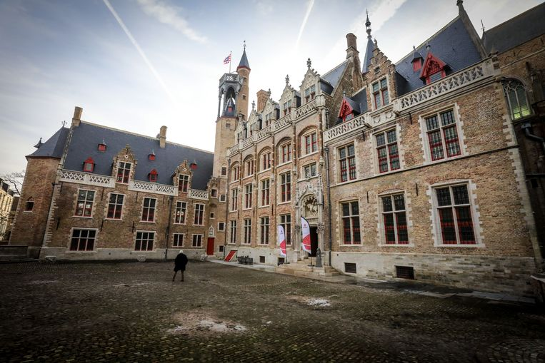 Het museum Gruuthuse in Brugge.
