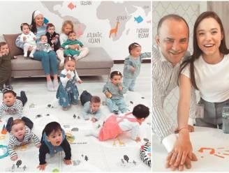 """Kristina (23) en Galip (57) krijgen twintig baby's in nog geen jaar tijd: """"Elke draagmoeder ontving 8.000 euro"""""""