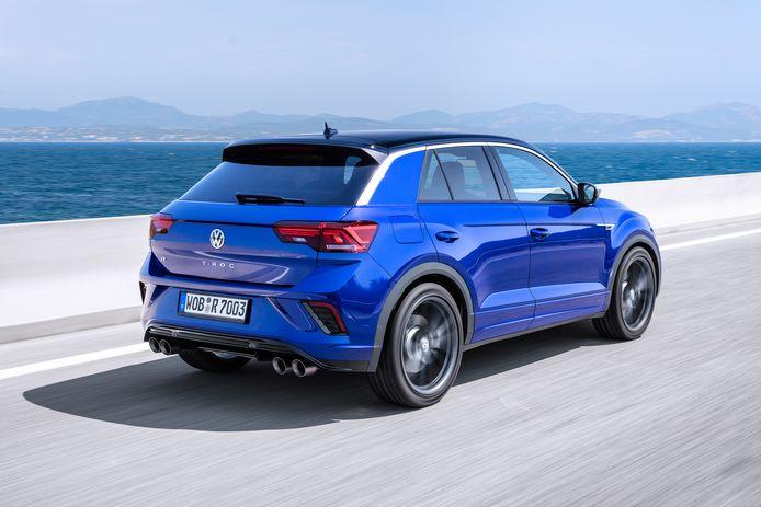 De Volkswagen T-Roc R is pittig geprijsd, maar dan heb je ook wat.