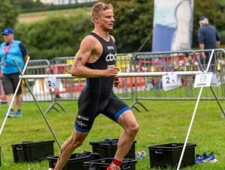 """Christophe De Keyser na debuut op de halve triatlon: """"Wist dat ik moest doseren, maar als leider van een wedstrijd is dat lastig"""""""