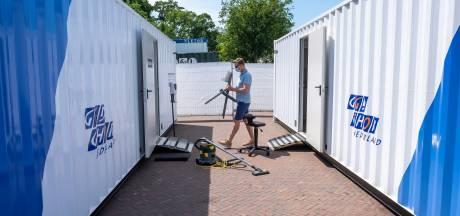 Tweede unit voor coronatests in Heerde: 'Zo hebben we meer tijd voor kinderen'