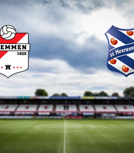 FC Emmen - sc Heerenveen