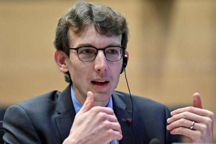 Roel Van Giel, voorzitter van Domus Medica