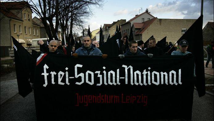 Met de beslissing wil Duitsland het nazistische gedachtegoed weren uit de politiek.