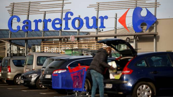 Carrefour ziet kwartaalomzet in België met bijna 3 procent stijgen