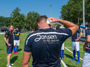 Maik Angenent: coachen op 1,5 meter.