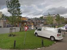 Winkelcentrum Stadsweiden in Harderwijk zegt het niet meer met bloemen