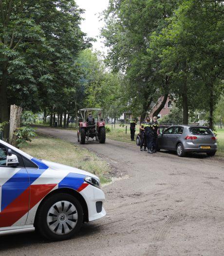 Politie op de been in de buurt van nertsenfokkerij Landhorst voor 'demonstratie'