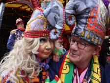 Droefenis na afblazen optocht Eindhoven