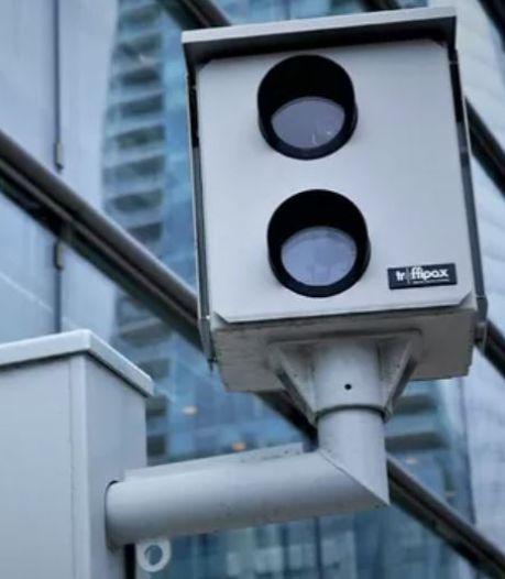 Un Anglais se fait flasher 26 fois par le même radar en trois mois