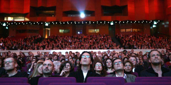 Archieffoto van International Film Festival Rotterdam.