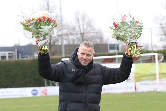 Daan Eikenhout neemt afscheid bij Goes.