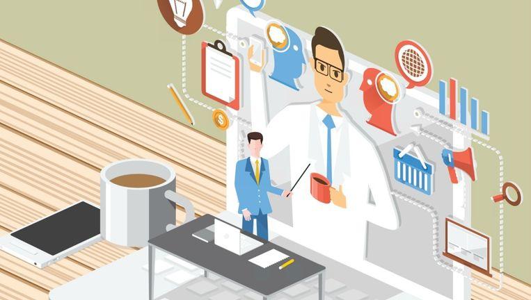 Medische gegevens van mensen zijn zeer waardevol voor Google. Beeld Thinkstock