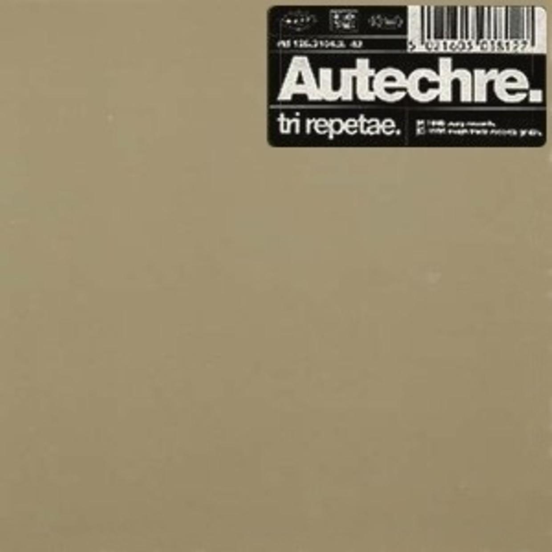Autechre - Tri Repetae - Clipper Beeld Humo