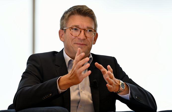 PS-vicepremier en minister van Werk Pierre-Yves Dermagne.