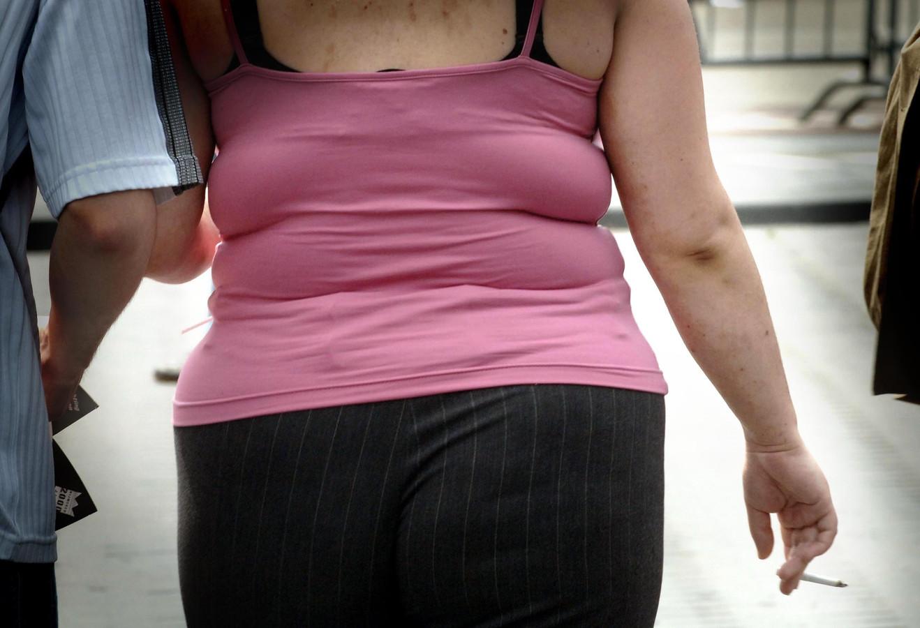 Ziekmakend overgewicht (morbide obesitas) is geen keuze.