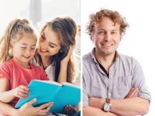 Wie voorlezen als corvee ziet, moet niet klagen over ongeletterde kinderen