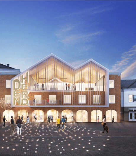 Commissie wil meer cijfers voor verhuizing Cultureel Centrum Den Herd in Bladel