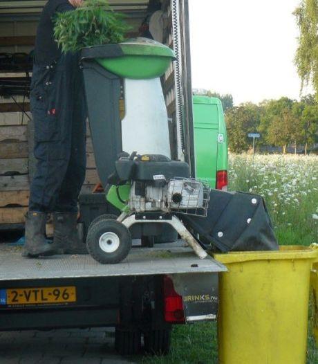 Politie ontmantelt hennepkwekerij in Almelo, bewoner aangehouden