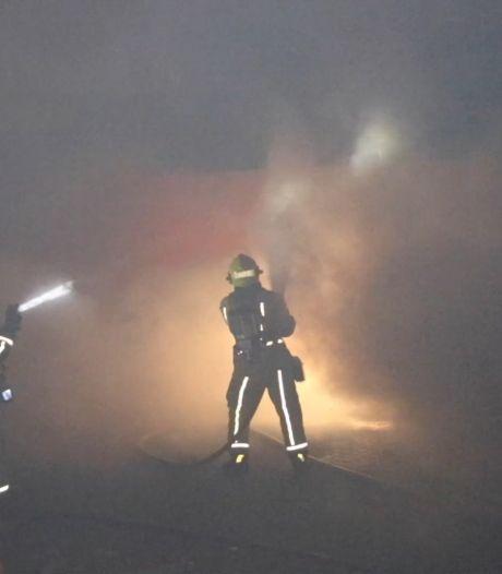 Onderzoek wijst uit: Grote brand bij Laan van Wateringse Veld is aangestoken
