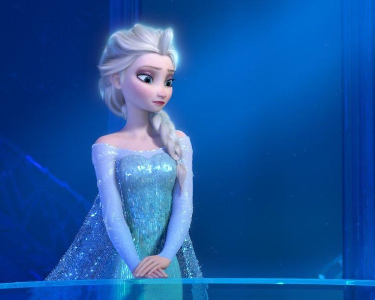 Frozen. Beeld Disney