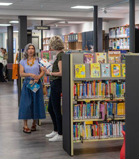 Cultureel Centrum De Boodschap is er nu ook om in de bibliotheek 's avonds laat boeken te lenen