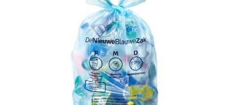Al één vijfde meer pmd ingezameld in Brugge dankzij nieuwe blauwe zak