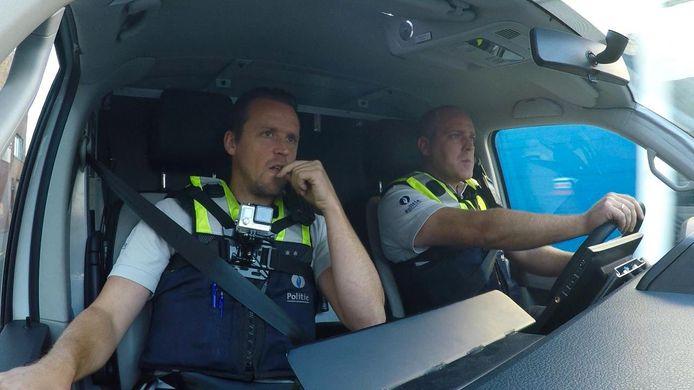 Illlustratiebeeld: Politie 24/7 is een programma over het werk van Lokale Politie Antwerpen.