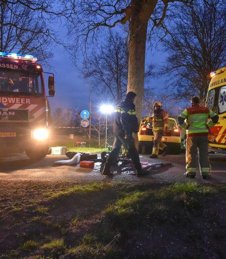 Man (20) overleden na ongeluk in Vaassen