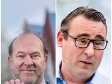 Aspirant-burgemeester De Mos grapt zich door debat: 'Als Pechtold zich meldt, voorzie ik een volksopstand'