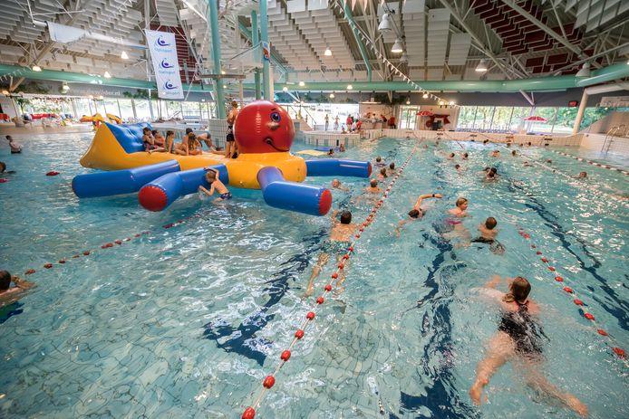 Zwempret in De Wilder. Dat kan met de noodzakelijke bezuinigingsvoorstellen van de gemeente einde oefening zijn in Haaksbergen.