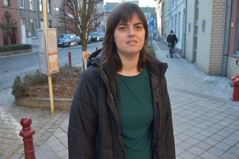 """Emma Van der Maelen: """"Geraardsbergen is virtueel failliet."""""""