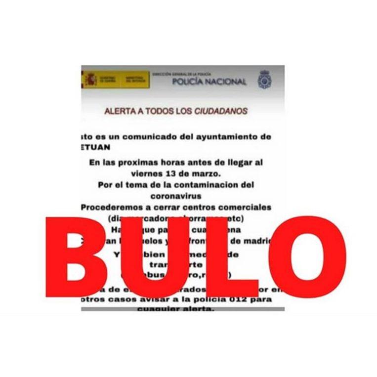 Maldito Bulo pakt onzinberichten aan met hun eigen wapens. Beeld Rechtenvrij