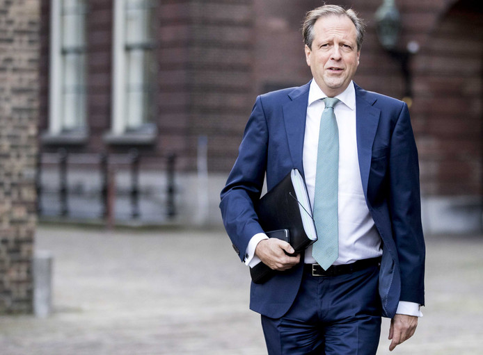 Alexander Pechtold (D66).