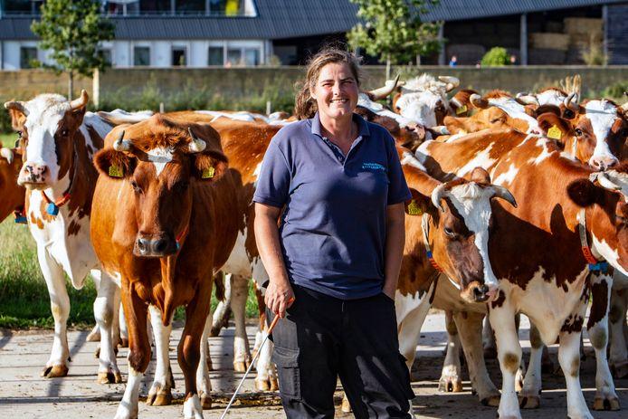 Annete Harberink uit Diepenveen stelt voor de veestapel op te heffen.