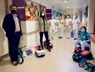 G&A Motors schenkt speelgoed aan kinderafdeling AZ Turnhout