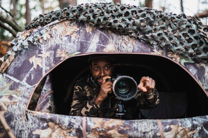 Niki Colemont (34) is een natuurfotograaf uit Diepenbeek.