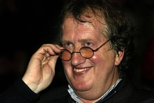 Komrij bij de viering van zijn 60ste verjaardag, in 2004.