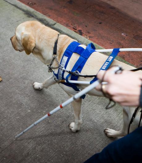 Blinden worstelen met coronaregels in supermarkt: 'Ben mijn vrijheid kwijt'