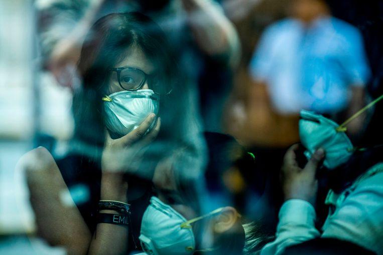 Virussen trekken zich niks aan van landsgrenzen en ideologieën. Beeld AFP