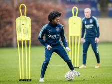 Willem II-verdediger Nelom rest van het seizoen niet meer in actie na operatie