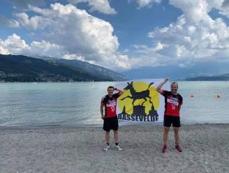 Basseveldenaren brengen Ironman Zwitserland tot goed einde